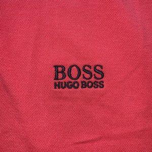 Hugo Boss Shirts - Hugo Boss men's ombré polo XL